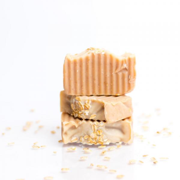 100% Cold Process Natural Soap Bar